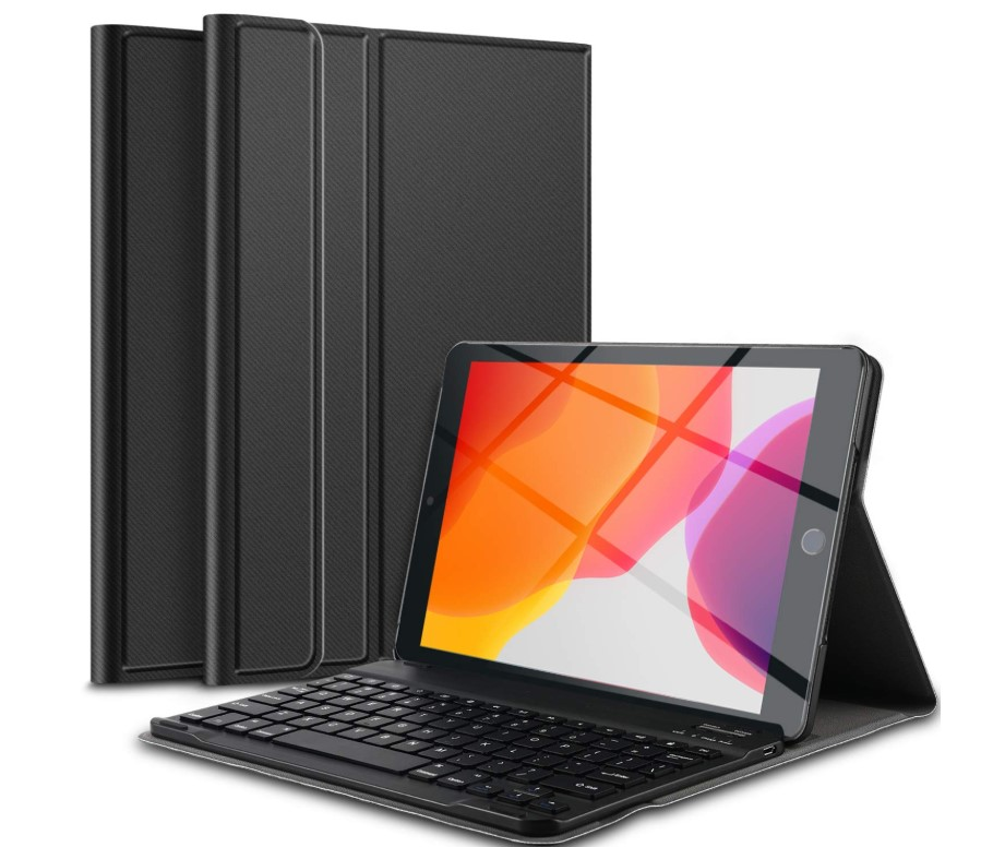 IVSO Keyboard Case for iPad 7th-gen