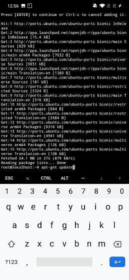 Installer le kit de développement Java sur Ubuntu 2