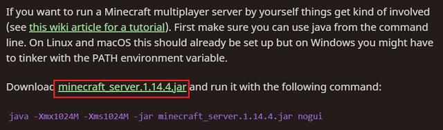 Installer Minecraft Server sur Android