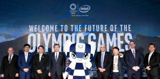 Intel-Tokyo-Olympic