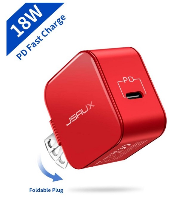 JSAUX fast charger