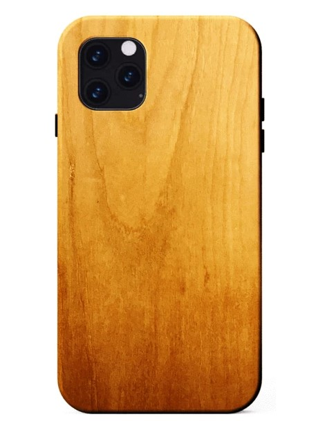 Kerf iPhone 11 Pro Max Wooden Case
