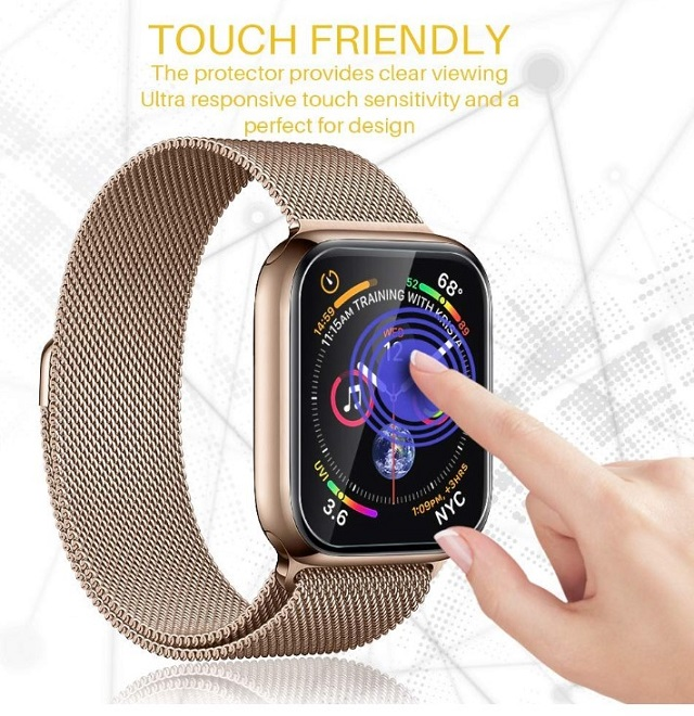LK screen protector for Apple Watch Series 5