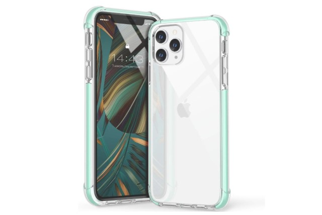 MaterPorx Clear Case for iPhone 11 Pro Max