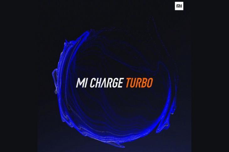 Mi Charge Turbo website