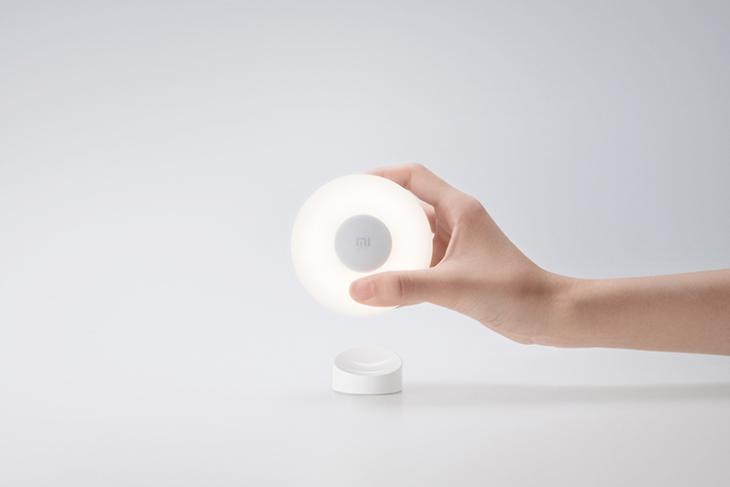 Mi Motion-Activated Night Light 2 website