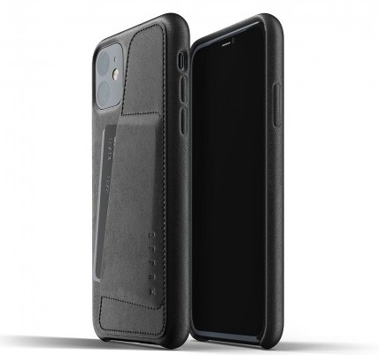Mujjo Full Leather iPhone 11 Case