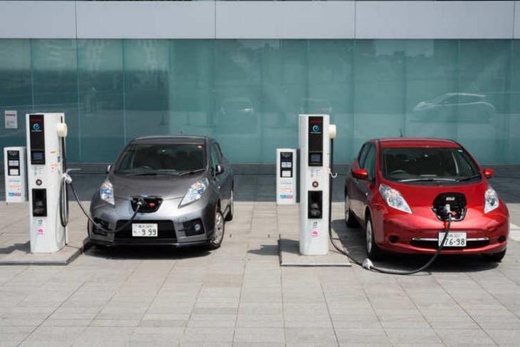 NTPC IOC Electric Vehicle Charging website