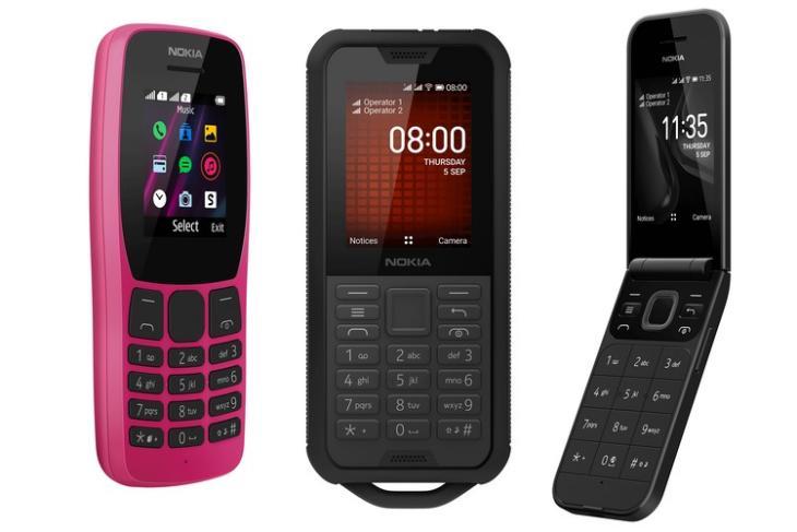 Nokia 110 (2019) 2720 Flip 800 Tough website