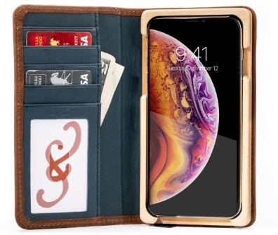 Pad and Quill leather case for iPhone 11 Pro Ma