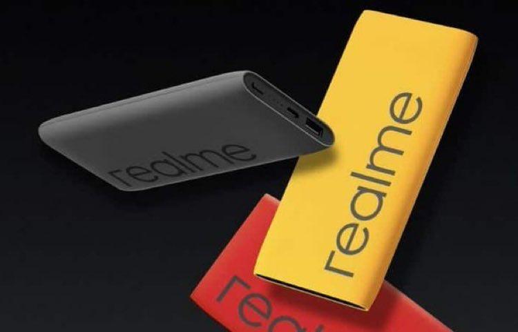 Realme Power Bank - diwali gift
