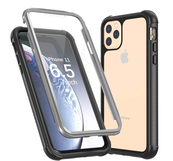 Red2Fire - clear cases for iPhone 11 Pro Max