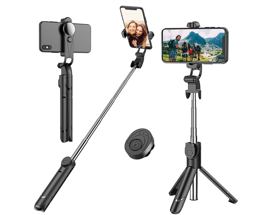 Selfie Stick Tripod - iPhone 11 Accessories