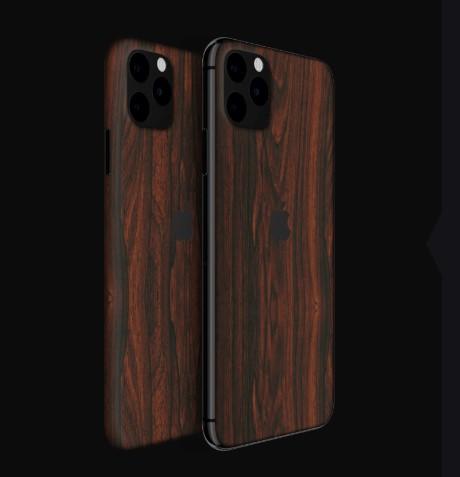 Signature Wooden Skin