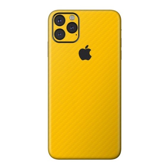 Slickwraps Carbon Series wraps for iPhone 11 Pro Max