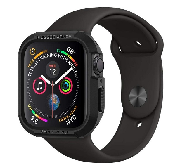 Spgen Rugged Armor for Apple Watch Series 5
