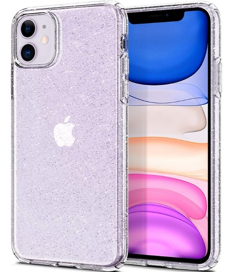 Spigen Liquid Crystal cute case for iPhone 11