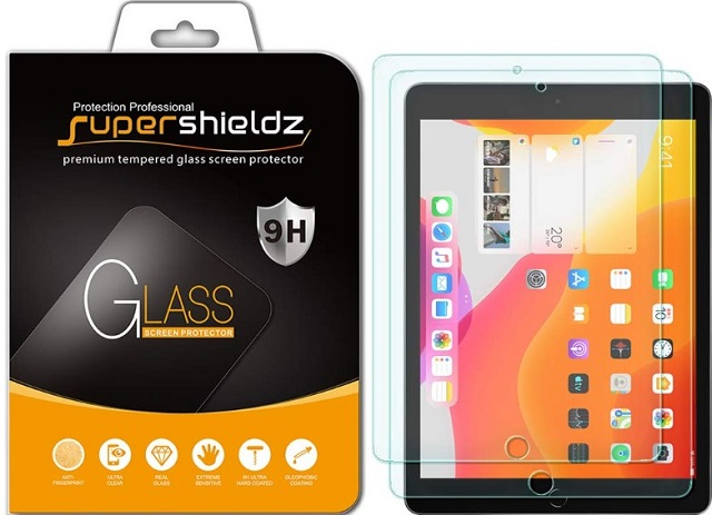 Supershieldz screen guard iPad 10.2