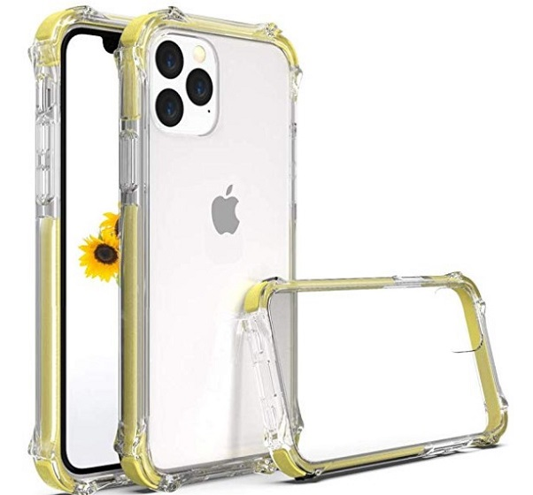 Surphy Bumper case for iPhone 11 Pro Max - clear cases for iPhone 11 Pro Max
