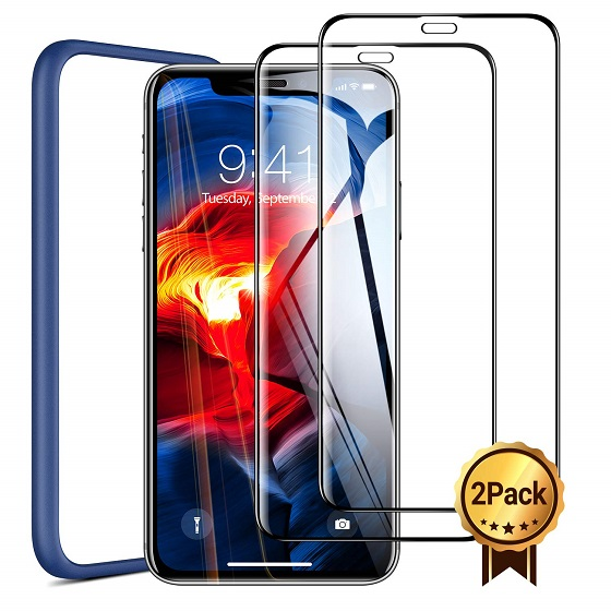 TORRAS best iPhone 11 Pro screen protectors