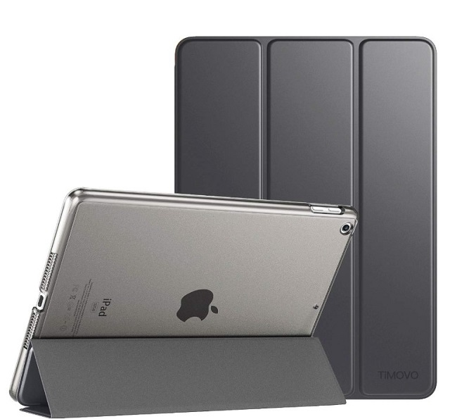 TiMOVO clear case for iPad 10.2