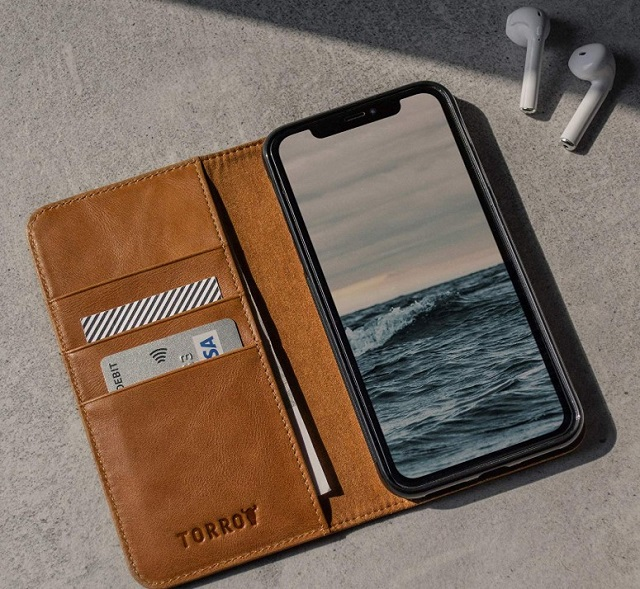 Torro wallet case for iPhone 11