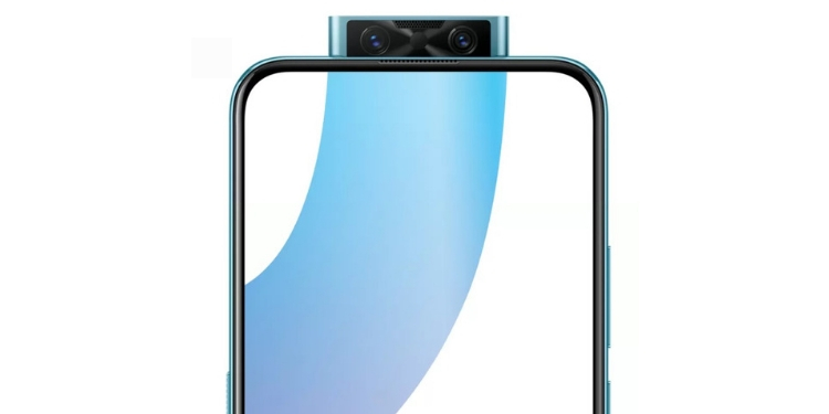 Vivo V17 Pro dual pop-up selfie camera