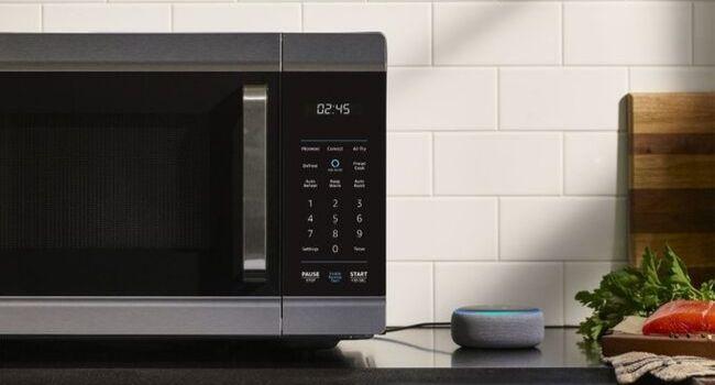 Alexa Smart Oven