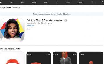 VR avatars