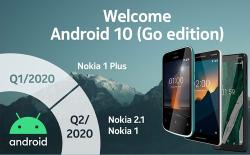 android 10 go edition update nokia confirmed