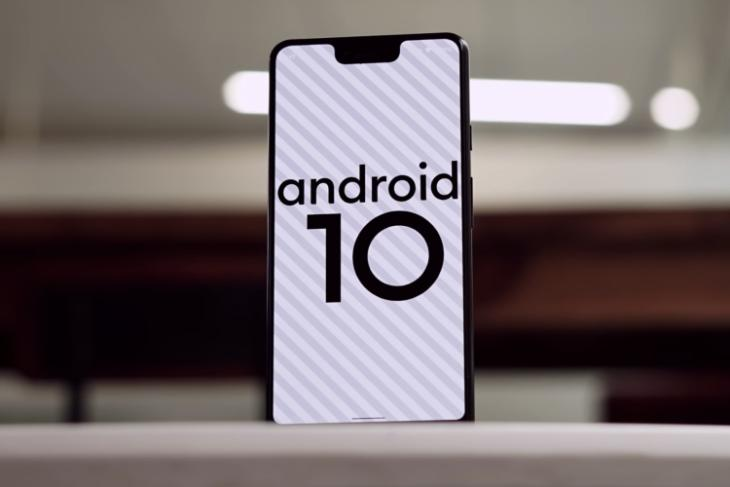 when will your phone get the Android 10 update?