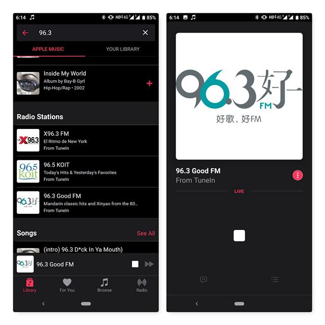 apple music radio stations