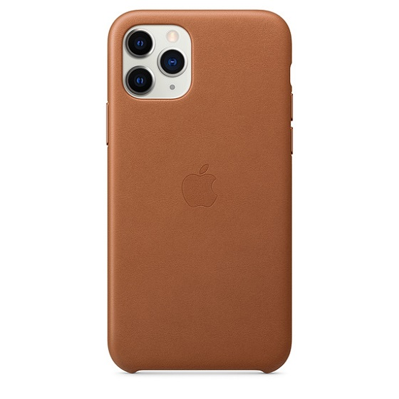 apple official leather case