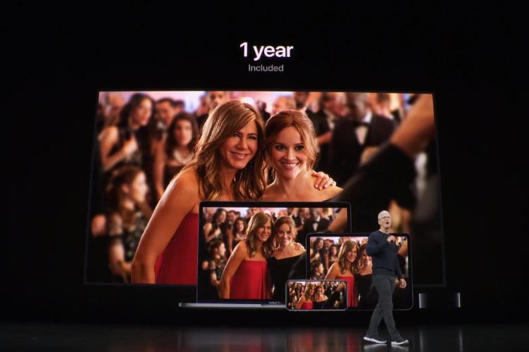 apple tv plus offers