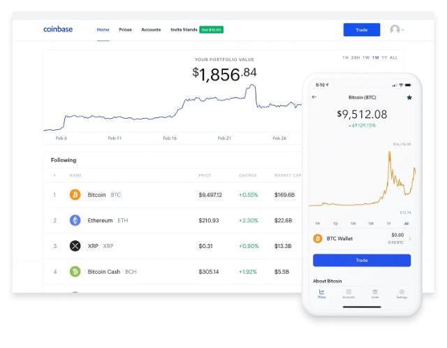 coinbase crypto wallet