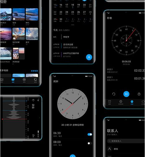 EMUI 10 rollout on Huawei p30 Pro in india