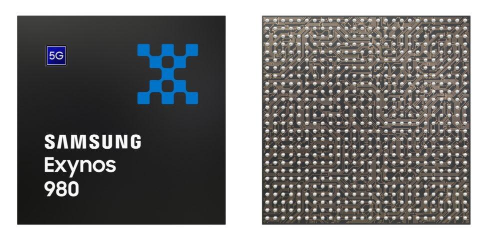 exynos 980 chipset