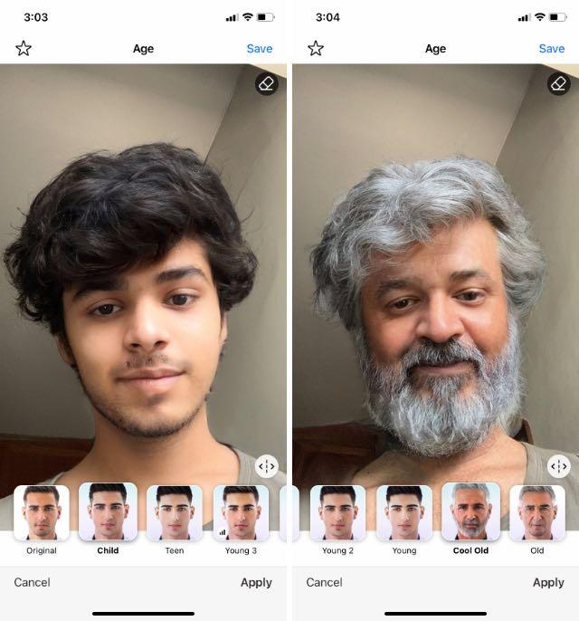 faceapp deepfake