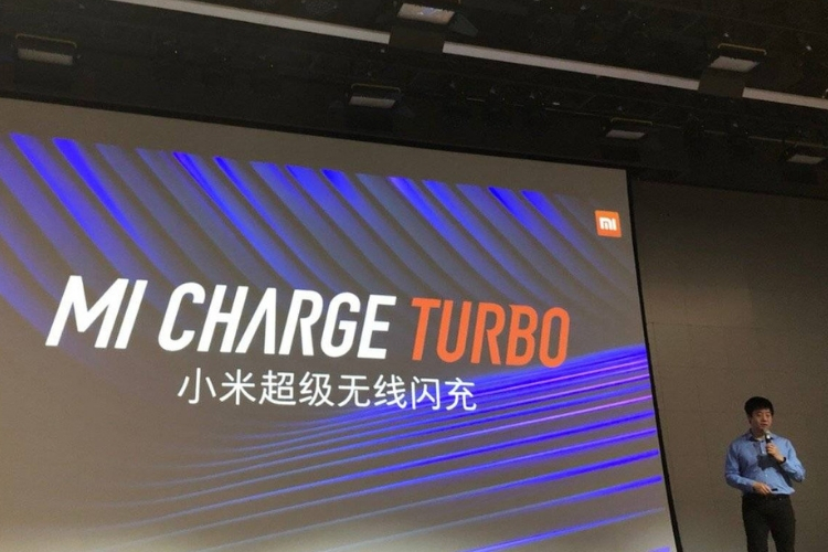 Xiaomi's 30W Mi Charge Turbo Wireless Charging Tech Unveiled
