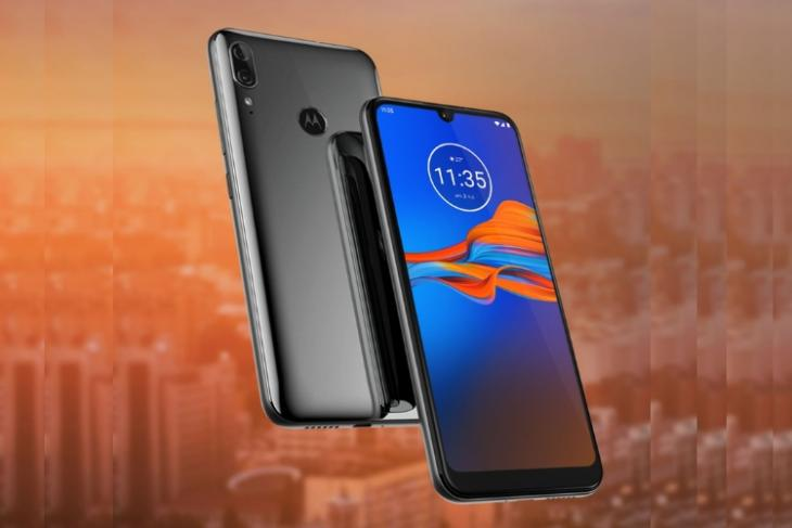 Moto E6s launched in India