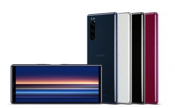 Sony Xperia 5 Launched