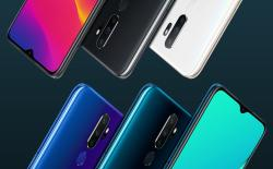 Oppo A9 2020, A5 2020 with Quad-Cameras Launched in India