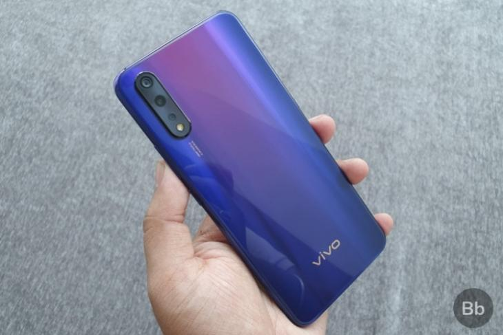 vivo Z1x Launched in India; Vivo Z1x features, specs and price