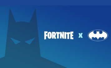 Fortnite x Batman crossover