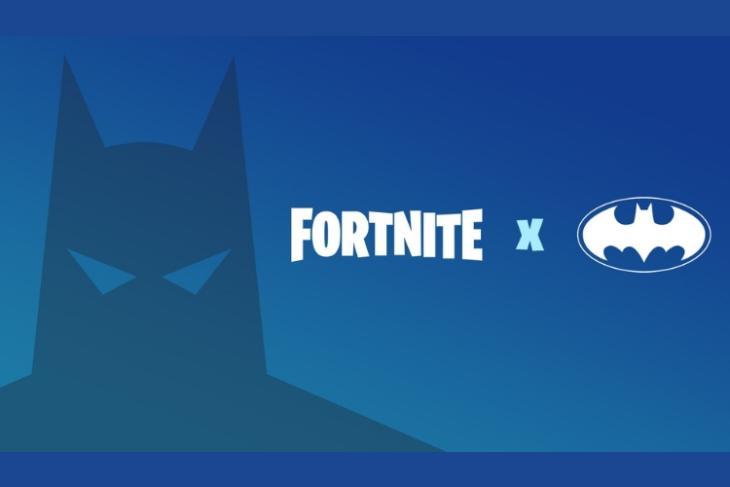 Fortnite x Batman crossover