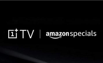 OnePlus TV listed on Amazon India