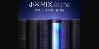 Mi Mix Alpha coming September 24