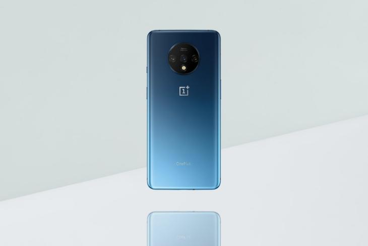 OnePlus 7T design officially revealed