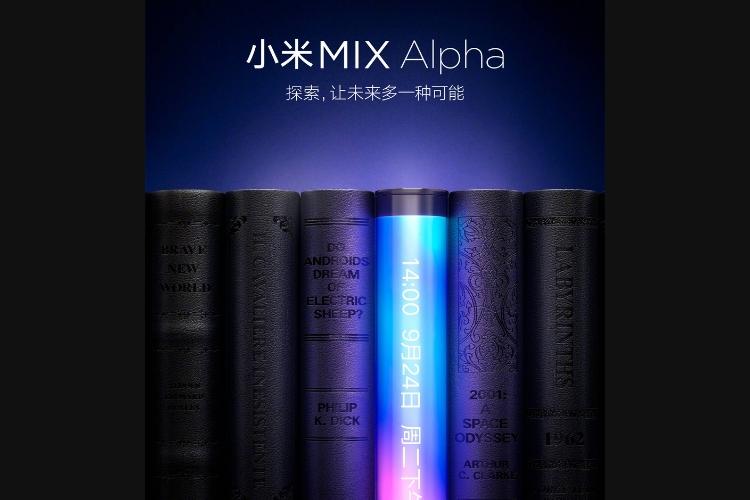 The next Xiaomi Mi MIX has an insane curved display