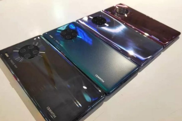 Huawei Mate 30 Pro Might Have 7680fps Recording Capabilities